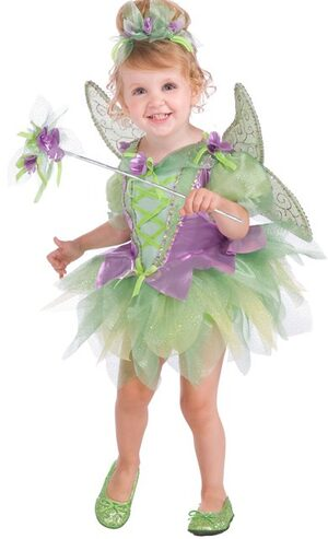 Tinkerbell Fairy Ballerina Baby Costume