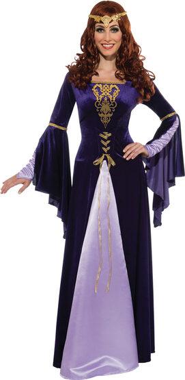 Renaissance Princess Guinevere Adult Costume