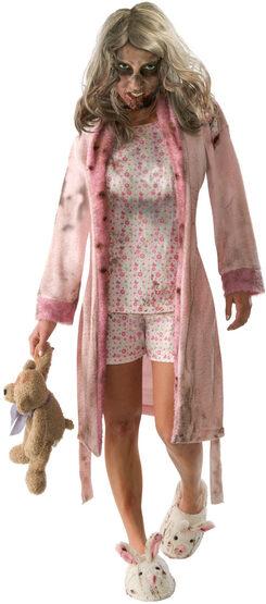 Walking Dead Zombie Adult Costume