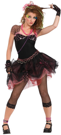 80's Diva Darling Adult Costume