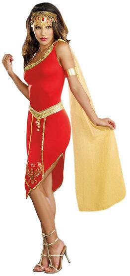 Sexy Queen of De Nile Egyptian Costume