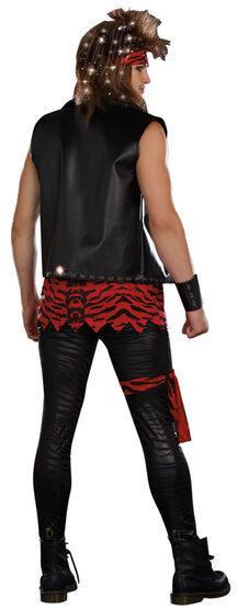 Hair Metal Rockstar Adult Costume