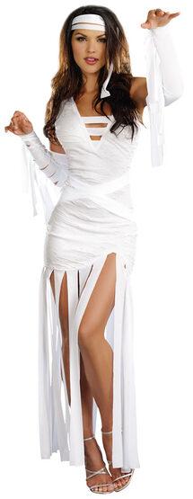 Sexy Mummy Dearest Egyptian Costume