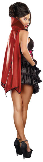 Sexy Dead Sexy Vampiress Costume