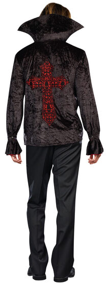 Count Dead Sexy Vampire Adult Costume