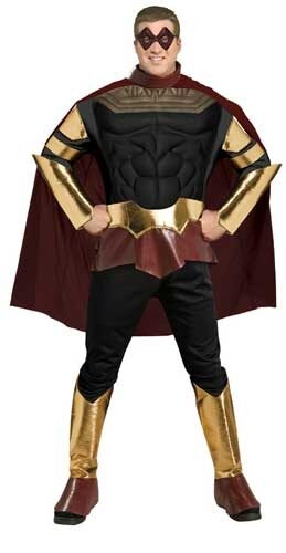 Watchmen Ozymandias Deluxe Plus Size Costume