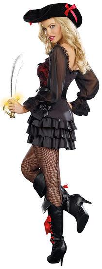 Sexy Precious Booty Pirate Wench Costume