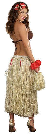 Sexy Tahiti Sweetie Princess Costume