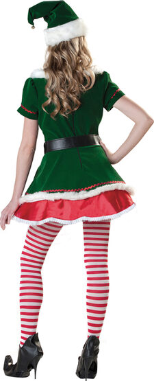 Sexy Holiday Honey Elf Costume