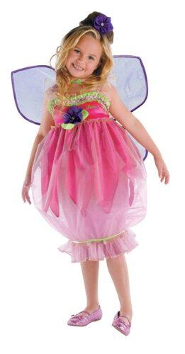 Kids Prestige Toddler Barbie Thumbelina Costume