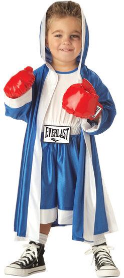Everlast Boxer Kids Costume