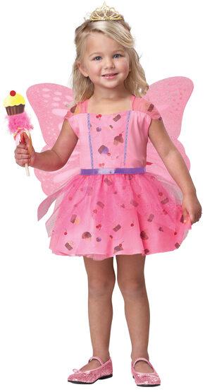 Sweet Fairy Princess Kids Costume