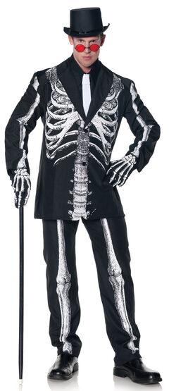 Bone Daddy Skeleton Adult Costume