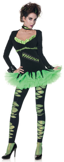 Sexy Frankie Monster Costume