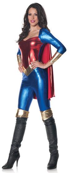 Sexy Super Wonder Woman Costume