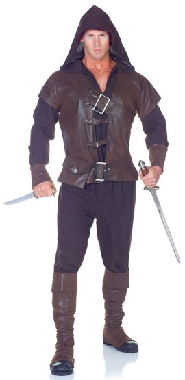Medieval Assassin Adult Costume