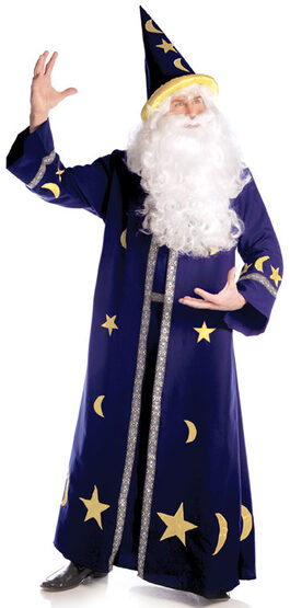 Spell Master Wizard Adult Costume