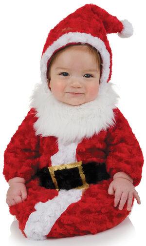 Sweetie Santa Costume Baby Costume