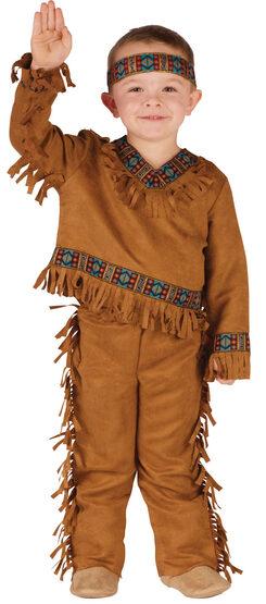 Kids Indian Boy Toddler Costume