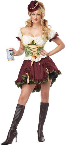 Sexy Beer Garden Greta Costume