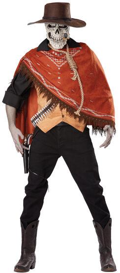 Outlaws Revenge Mens Western Adult Costume