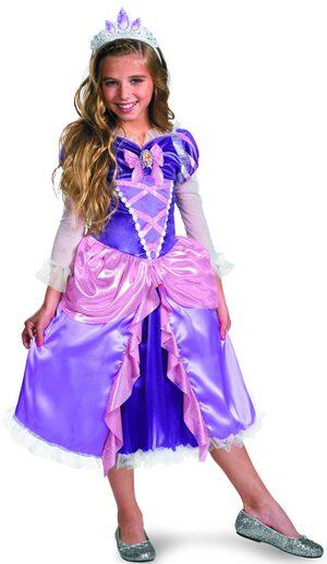 Disney Princess Rapunzel Kids Costume