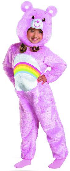 Cheer Bear Care Bear Kids Costume
