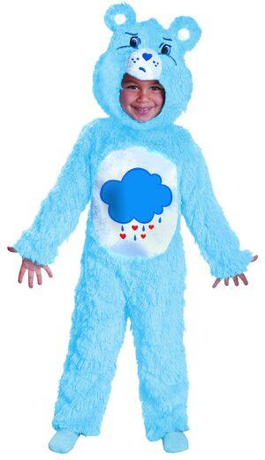 Grumpy Bear Care Bear Kids Costume
