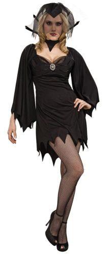 Gothic Black Widow Sexy Costume