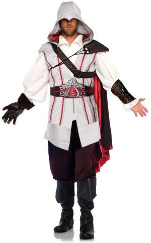 Assassins Creed Ezio Historical Adult Costume