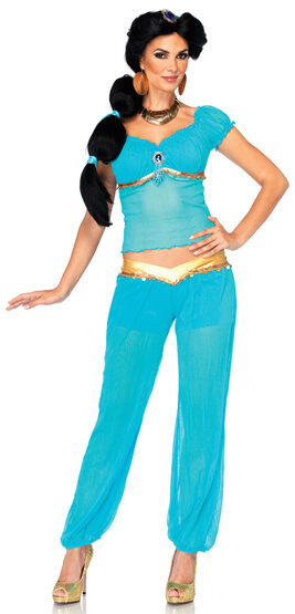 Disney Princess Jasmine Adult Costume