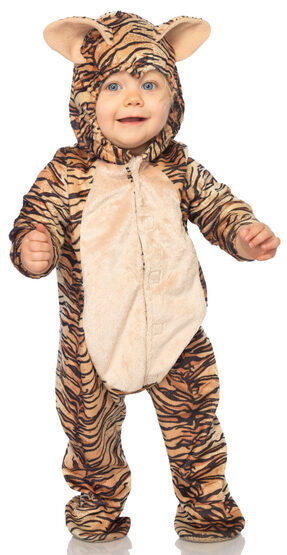 Little Tiger Stripes Baby Costume