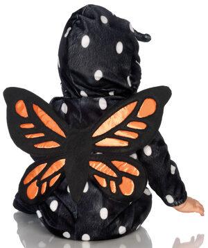 Little Monarch Butterfly Baby Costume