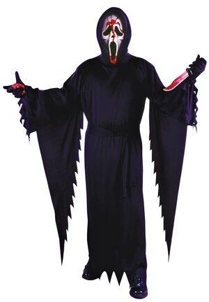 Scream Bleeding Ghost Face Adult Costume