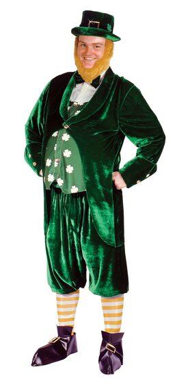 St Patricks Day Leprechaun Adult Costume