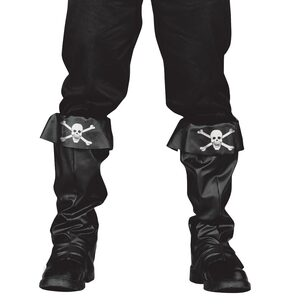 Pirate Boot Covers Shoe Covers