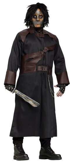 Soul Stealer Scary Adult Costume