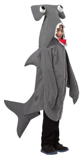 Funny Shark Kids Costume