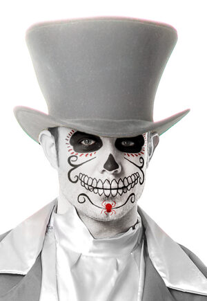 Day of the Dead Mens Mask