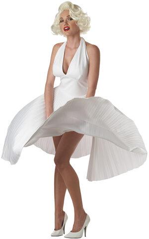 Sexy Marilyn Monroe Deluxe Costume