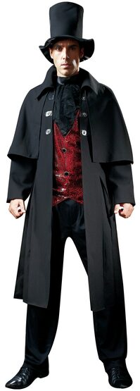 Gothic Vampire Lord Adult Costume
