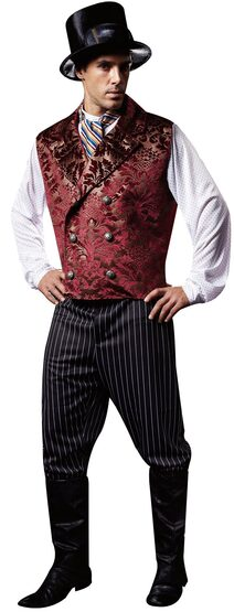 Dr. Holmsby Historical Adult Costume