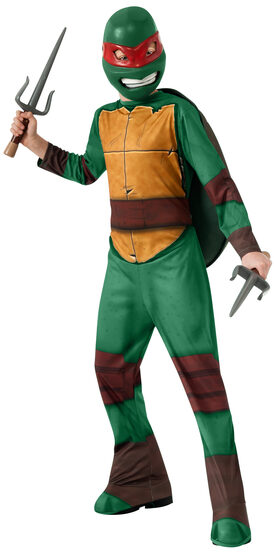 Raphael Ninja Turtle Kids Costume