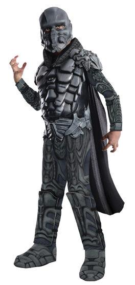 Man of Steel Deluxe General Zod Kids Costume