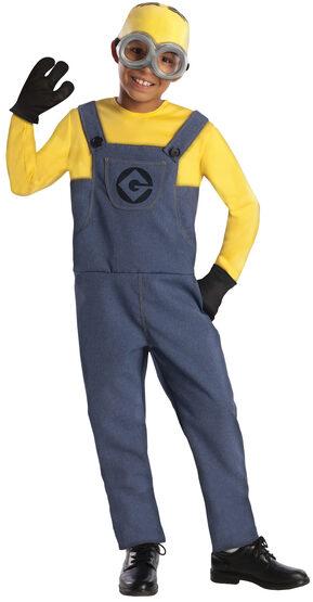 Despicable Me Minion Dave Kids Costume