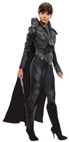Sexy Faora Villain Costume