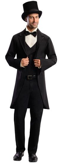 Deluxe Oscar Diggs aka Magician Oz Adult Costume
