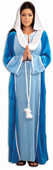 Biblical Mary Religious Adult Costume