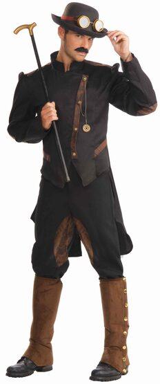 Steampunk Gentleman Adult Costume