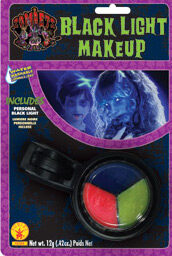 Zombie Blacklight Makeup Kit